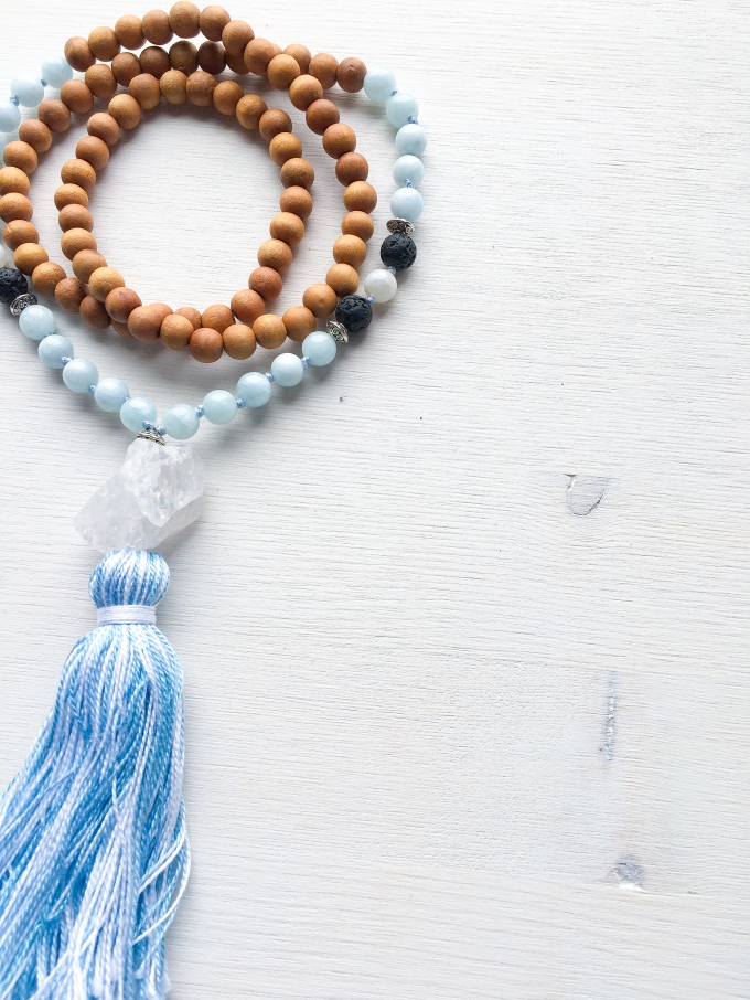 Mermaid Goddess Mala
